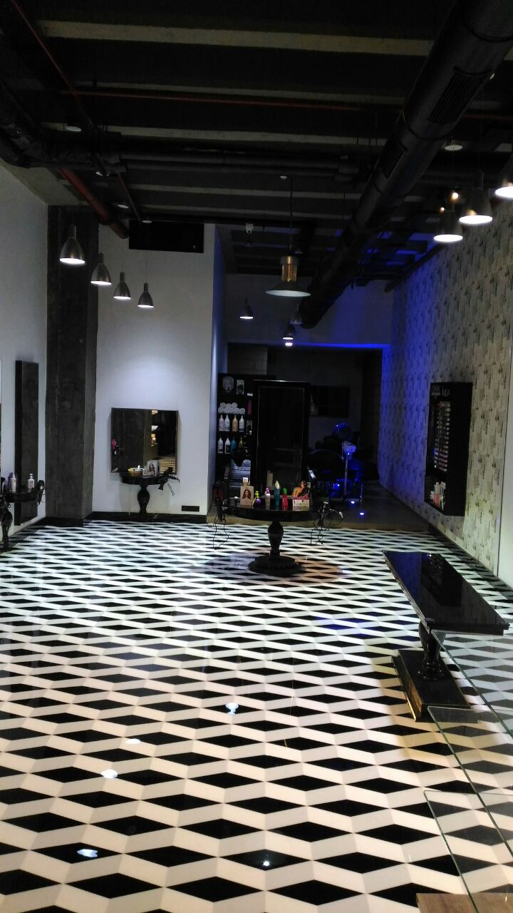 3D Flooring done in commercial space in Mumbai (With