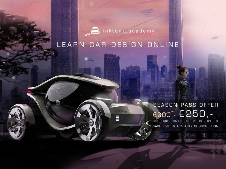 The Car Design Process: Learn to Find Your Own Way   #CarDesign #inktank #design #designschool #automotivedesign #autodesign #cardesignworld #cardesignercommunity #carbodydesign #cardesigner #vehicledesign #transportationdesign