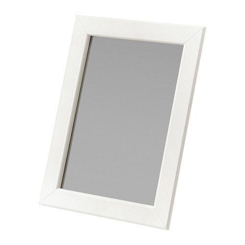 Fiskbo Frame White 13x18 Cm Ikea In 2020 Picture Frame Shelves Wood Picture Frames Plastic Picture Frames