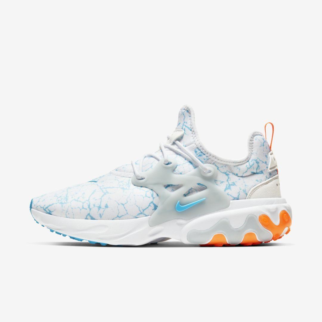 Nike React Presto Premium Men S Shoe Nike Com In 2020 Nike Nike Sneakers Outfit Shoes Mens