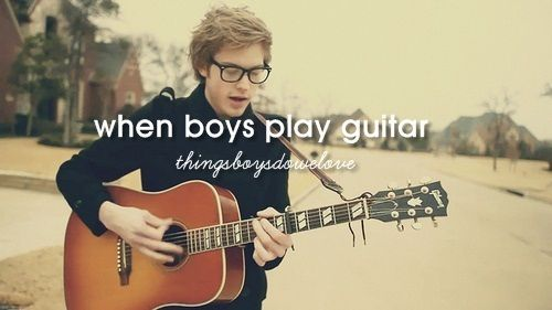 Boys And Guitars Cameron Mitchell Guitar Guy Music