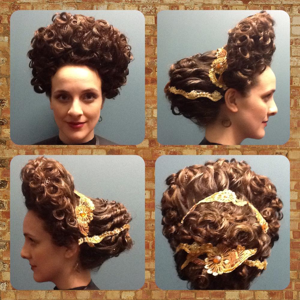 Women Of Antiquity Romische Frisuren Historische Frisuren Romische Kleidung