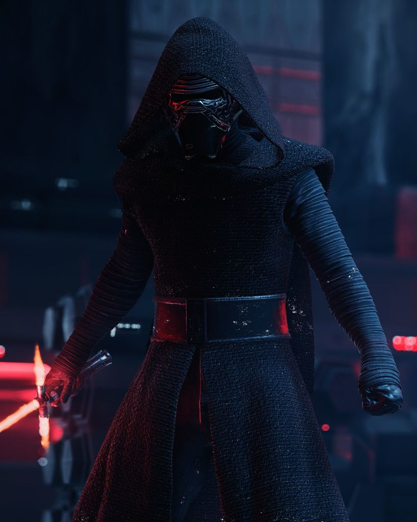 Star Wars Battlefront Ii Star Wars Battlefront Battlefront Star Wars Kylo Ren