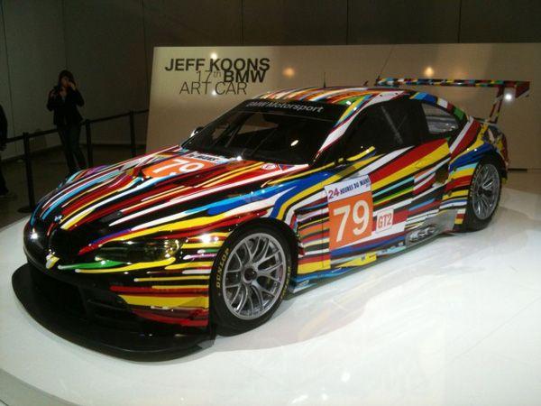 Bmw M3 Gt2 Art Car Car Wrap Car Bmw