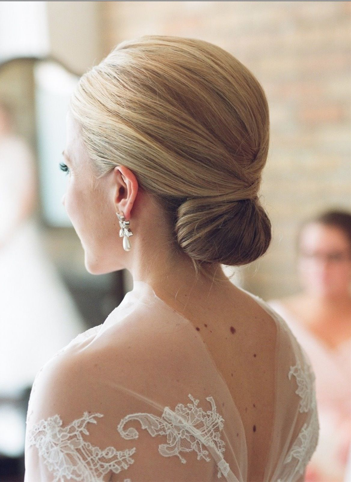 Absolutely The Most Beautiful And Elegant Bride Hairdo Beautiful