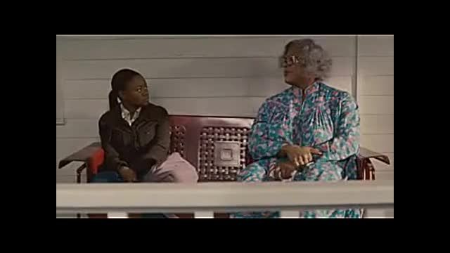 Madea tells a Bible story. We laughed so hard at this!!! @Heather Carter @Amanda Blass Simmons