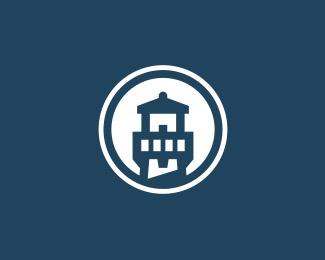 Lighthouse By Emberstudio Church Logo Logo Inspiration Logo Design