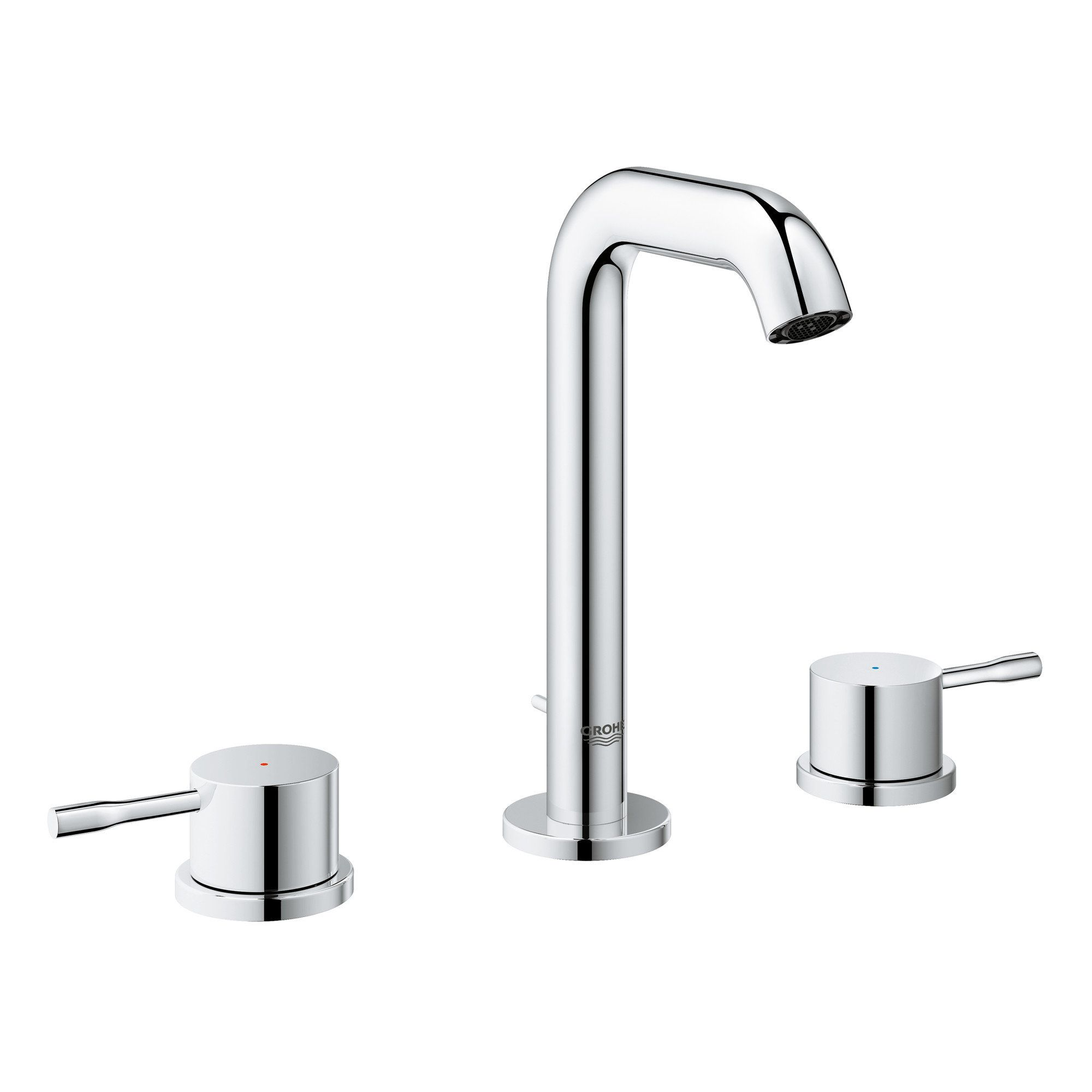 Essence New Double Handle Deck Mounted Tub Faucet Widespread