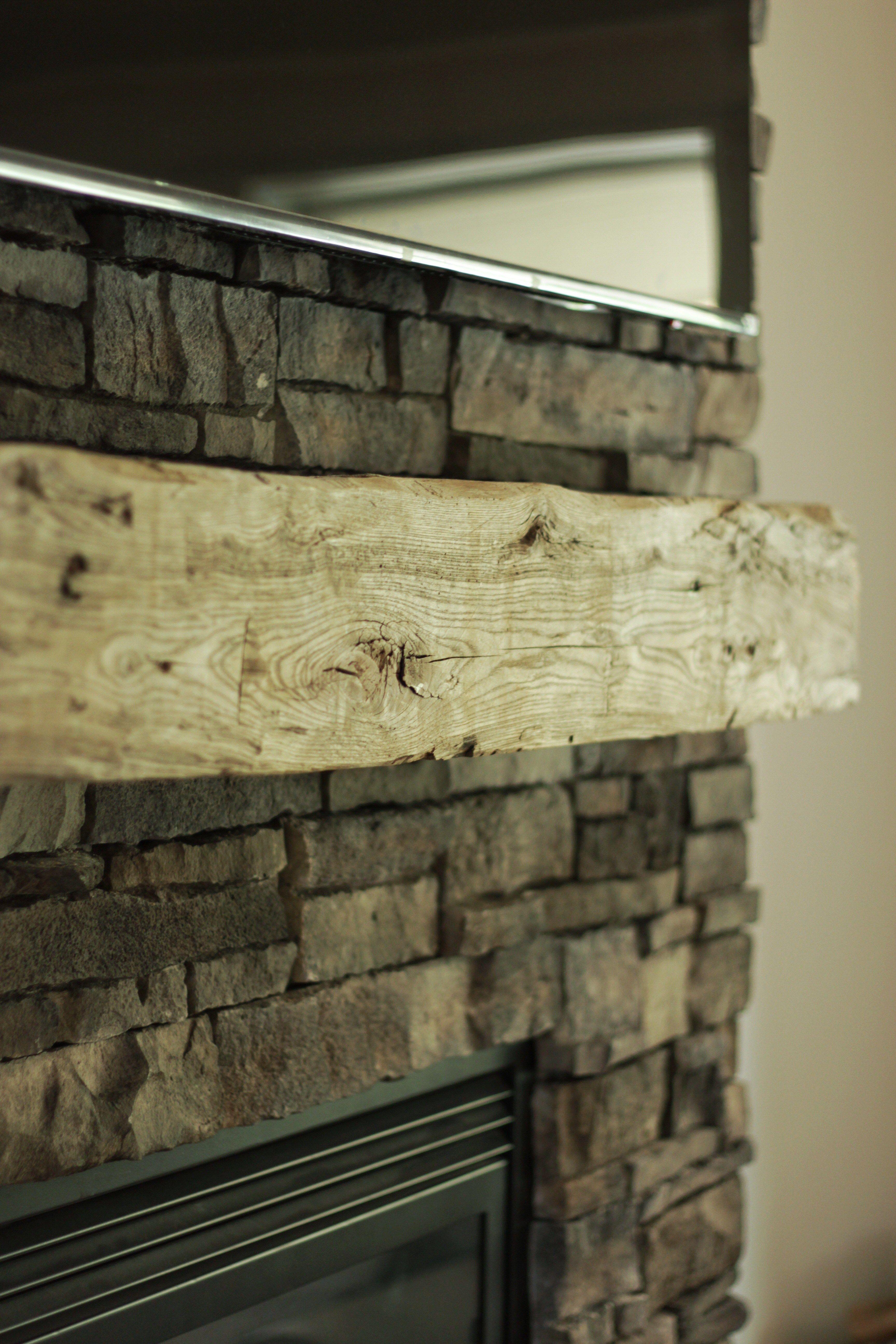 Diy stone fireplace fireplace diaries part 3 diy stone