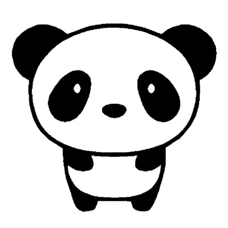 Wholesale 10pcs/lot 20pcs/lot Cute Panda Bear Truck Bumper Auto ...