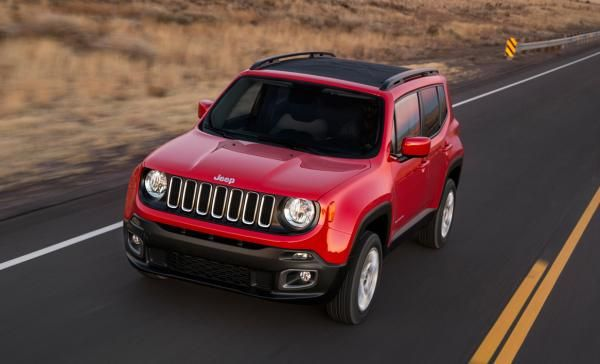 Jeep Unveils Renegade Baby 4x4 With Images Jeep Renegade 2015