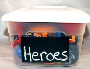 $2.75 Reusable, Self-adhesive Chalkboard Labels - Ideal for Storage Containers!