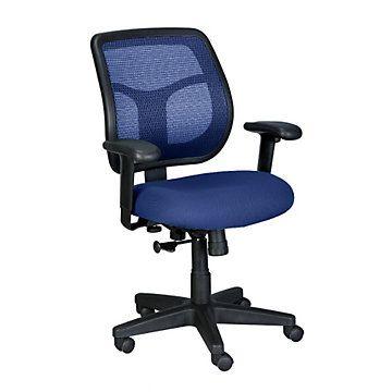 Mid-Back Mesh and Fabric Ergonomic Computer Chair - RTM-MT9400S and other Office Chairs