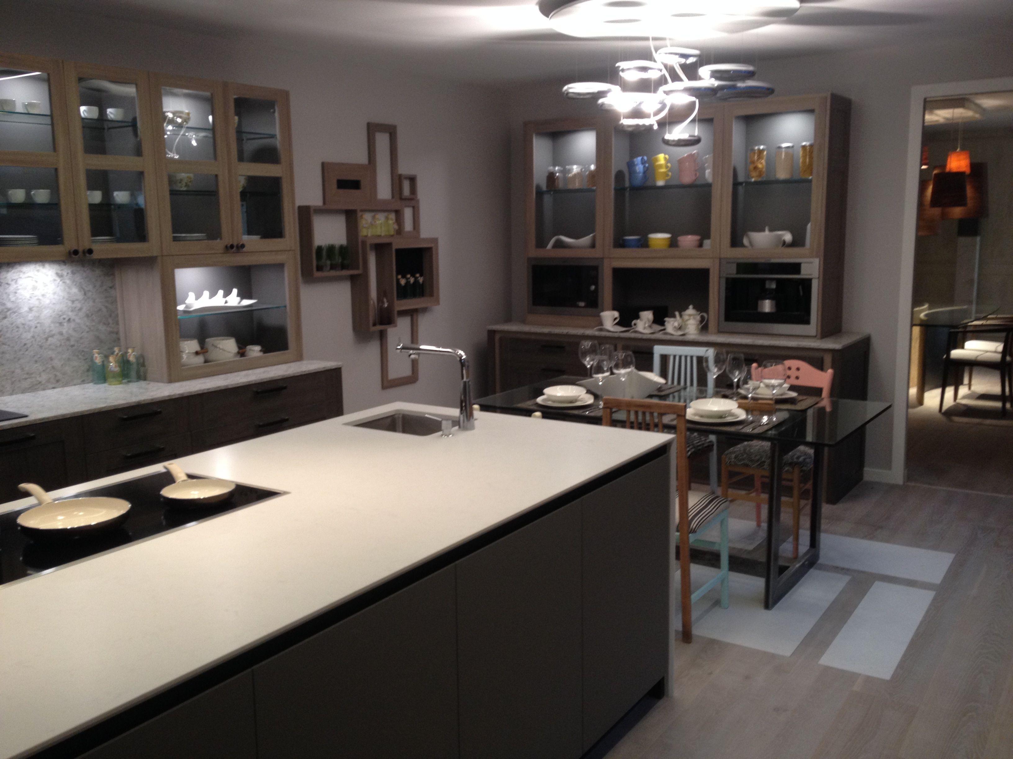 Casa Decor 2015- Cocina de Línea 3 Cocinas | Cocina en Casa Decor ...