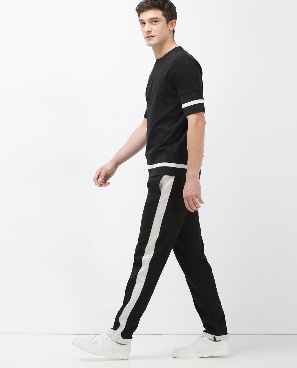 imagen 1 de pantal n jogging de zara jogger pinterest. Black Bedroom Furniture Sets. Home Design Ideas