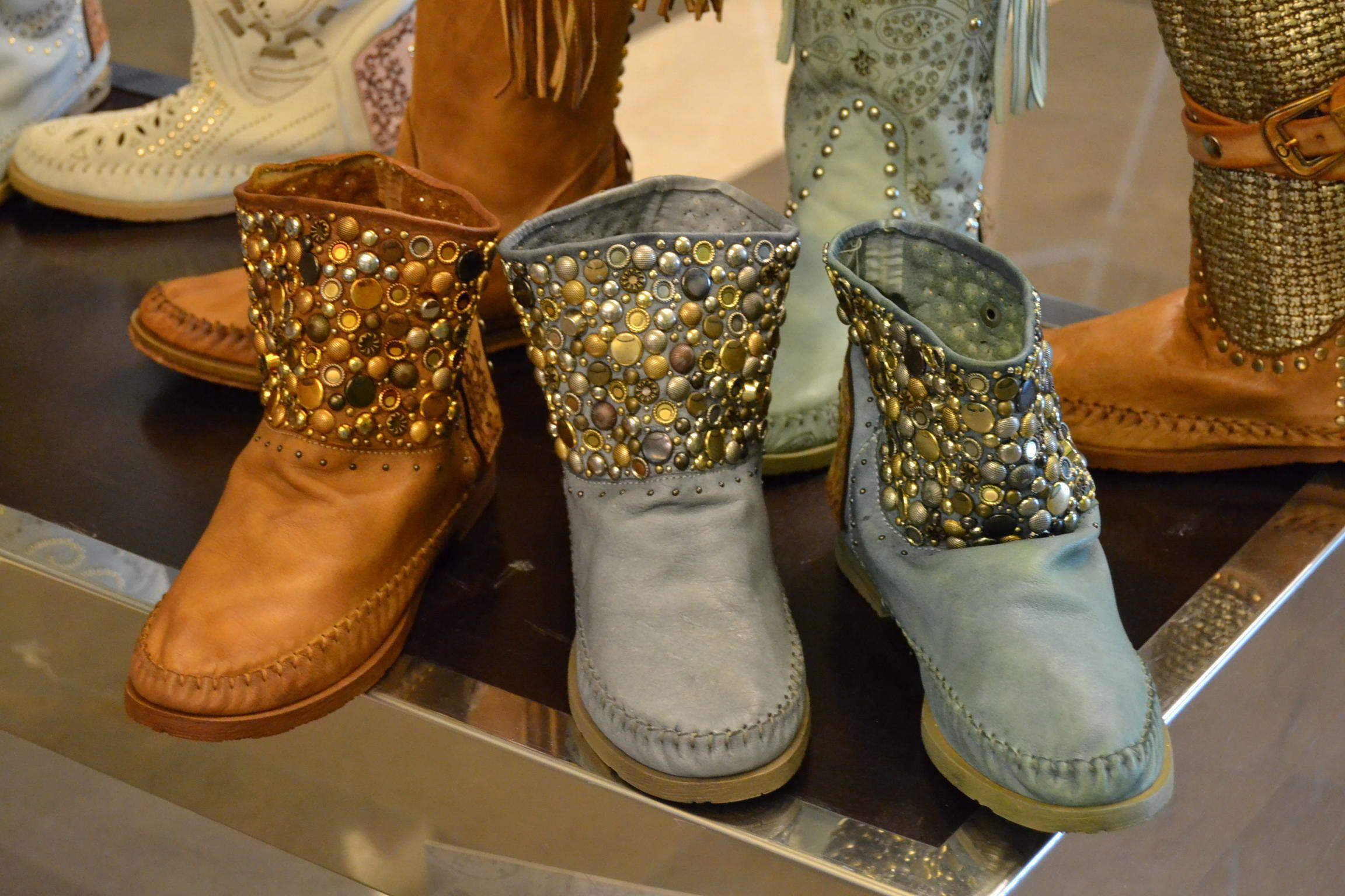 Klima Fashion Show, presentazione della collezione #KarmaofCharme #SS14 BIG BANG #boots