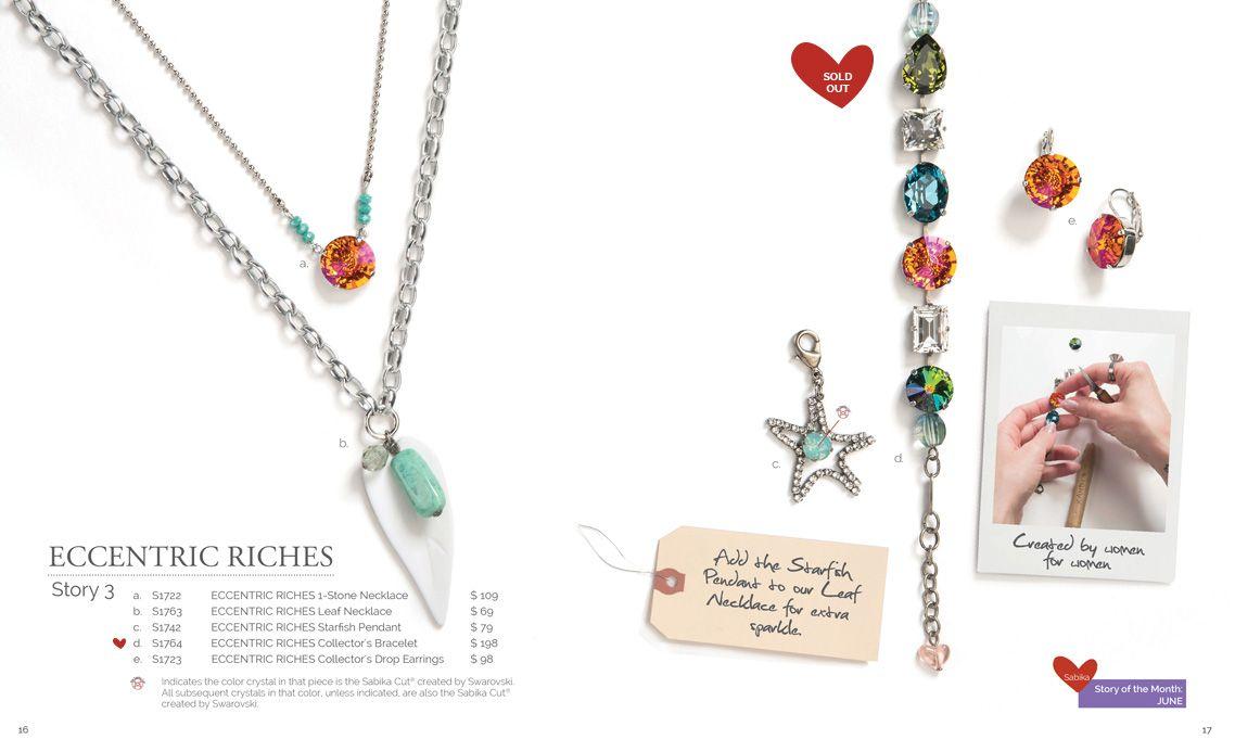 Sabika Look Necklace - Sabika summer 2017 collection story 3 eccentric riches