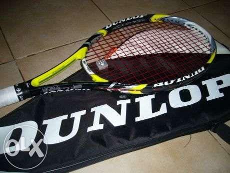 Tennis Racquet Sale >> Dunlop Aerogel 4d 500 Tour Tennis Racket For Sale