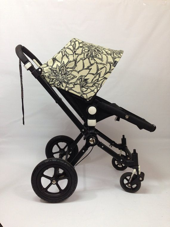 Ready to Ship emaSema Floral Replacement Custom Canopy/ by emasema · Bugaboo BeeBugaboo ... : bugaboo bee custom canopy - memphite.com