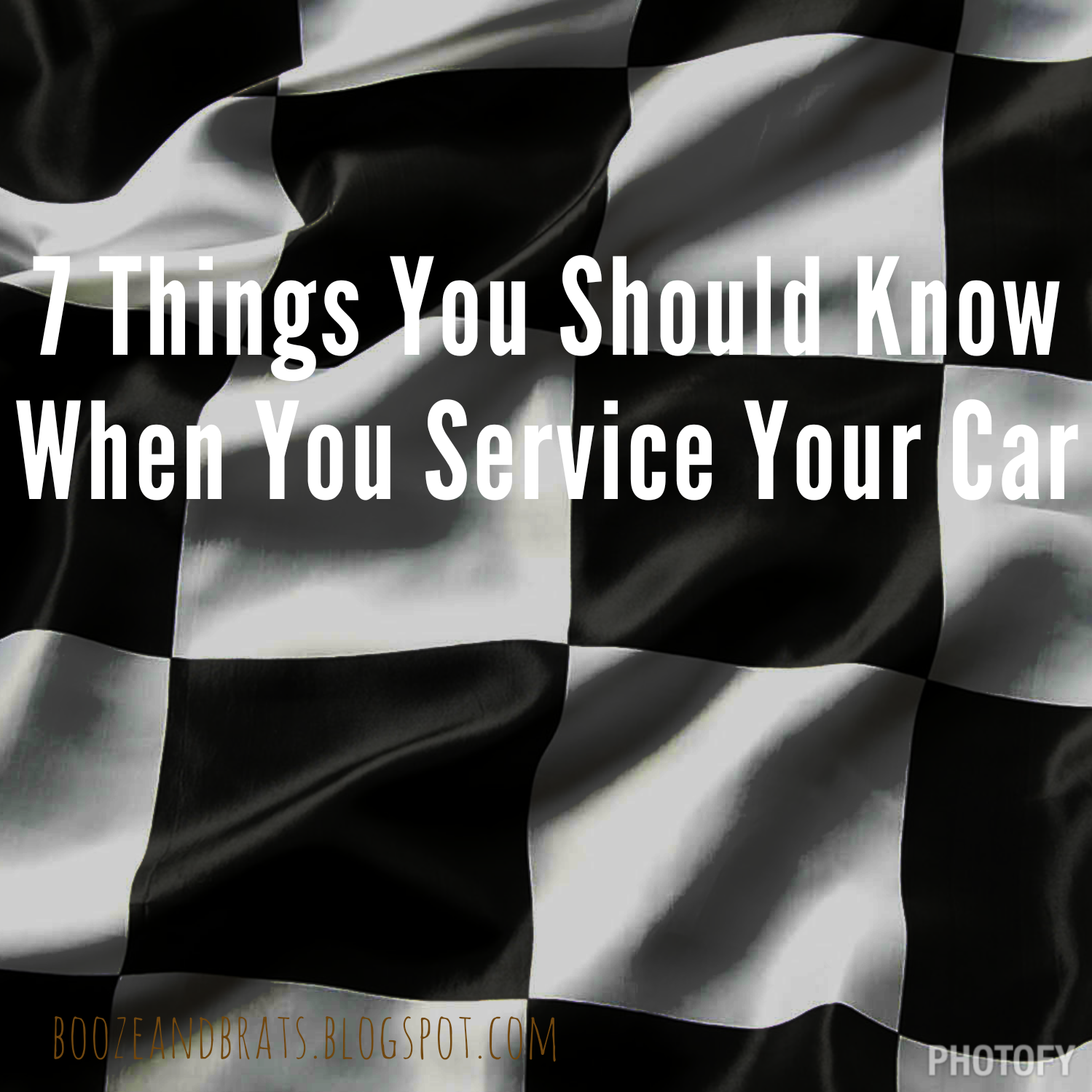 7 Things the Person Servicing Your Vehicle Wants You To Know