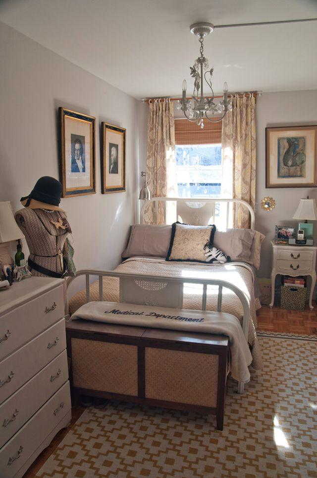Les Makings D'une Chambre À Coucher Moderne