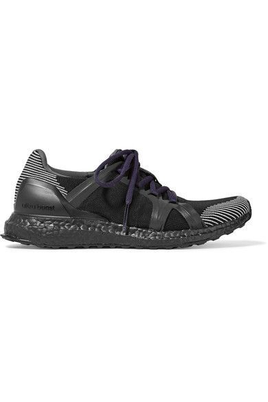 1d7064d2cab Adidas by Stella McCartney - Ultra Boost Stretch-knit Sneakers - Black