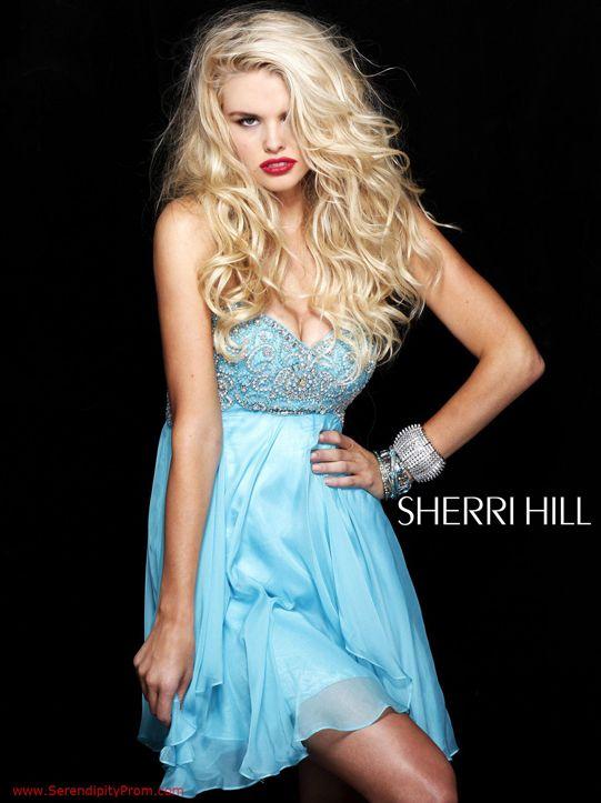ceca3d435c0 Sherri Hill Prom from Serendipity  350