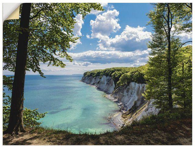 Artland Wandfolie »Rico Ködder: Ostseeküste auf der Insel Rügen.« online kaufen | OTTO #baltic