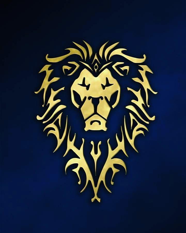 Lion King Dibujos Tribales Leon Pintado Leon Geometrico