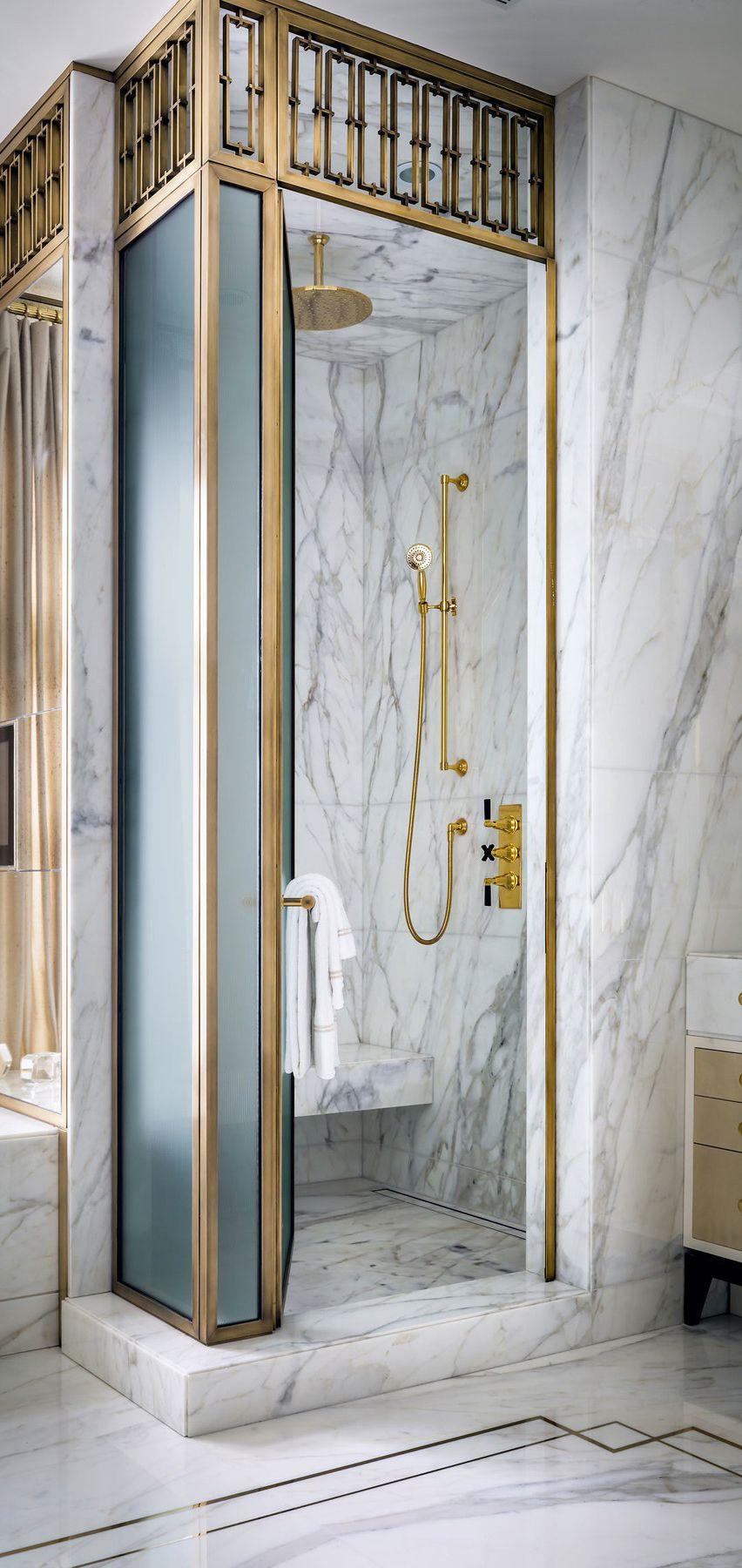 Bathroom Ideas | Beautiful Baths | Pinterest | Glamorous bathroom ...