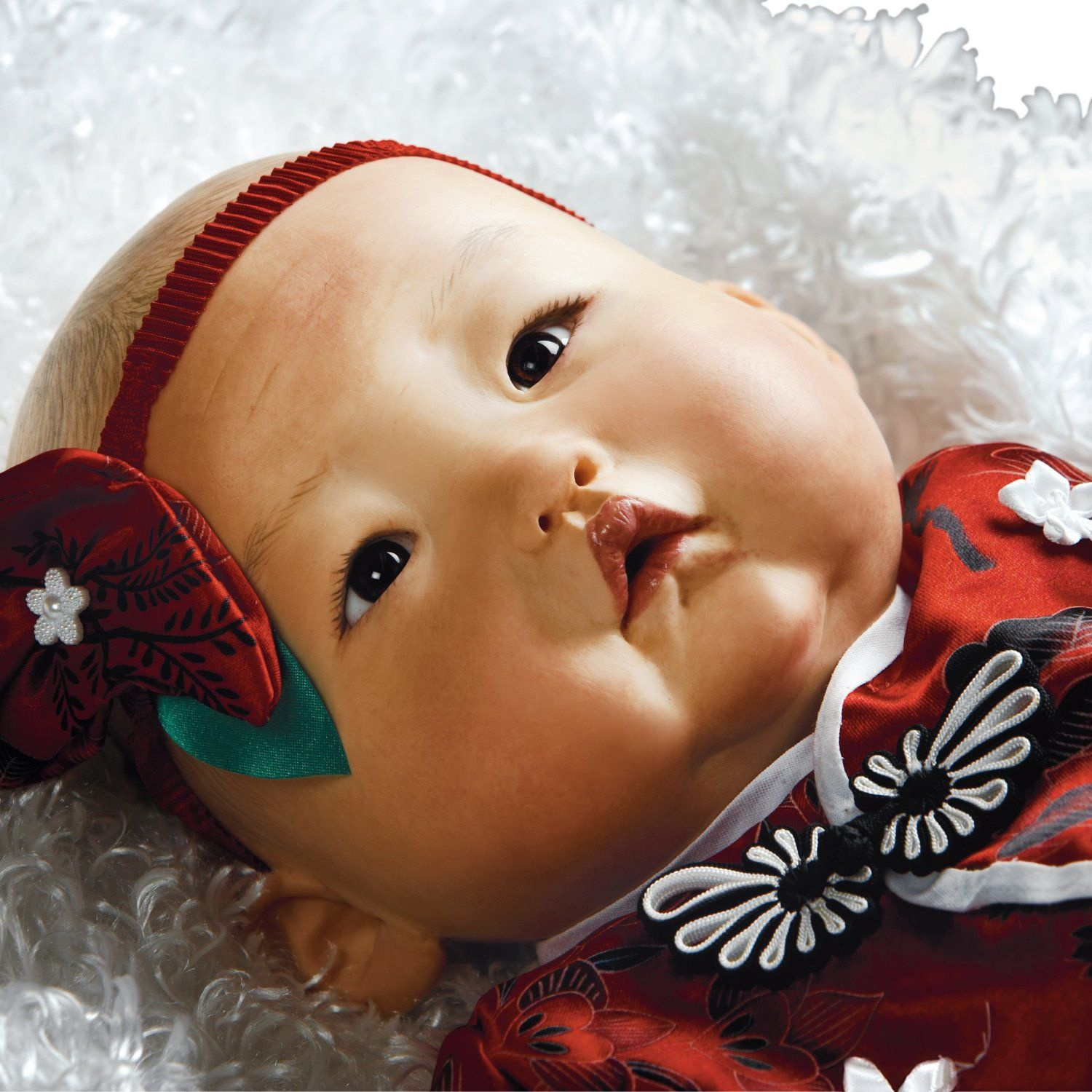 Amazon.com: Paradise Galleries Asian Baby Doll, Baby Mei ...