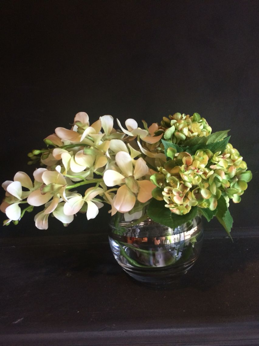 Hiroko Takeda Artificial Flower Rental Flower Arrangement Fake