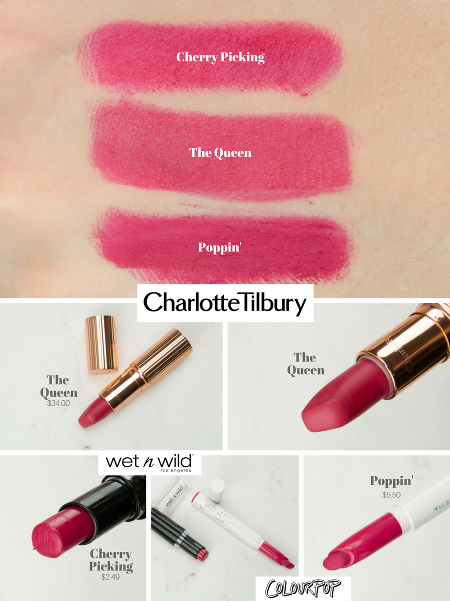 Charlotte Tilbury Dupe - The Queen
