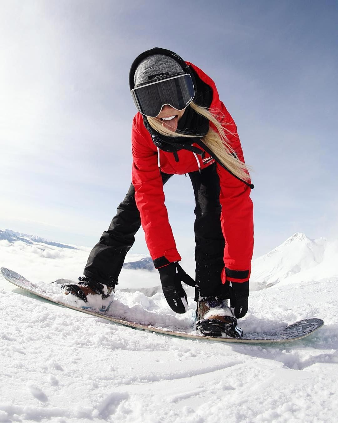 9be57f3fa2b snowboarding gear womens #snowboard | Skidor | Skidåkning, Snö och ...