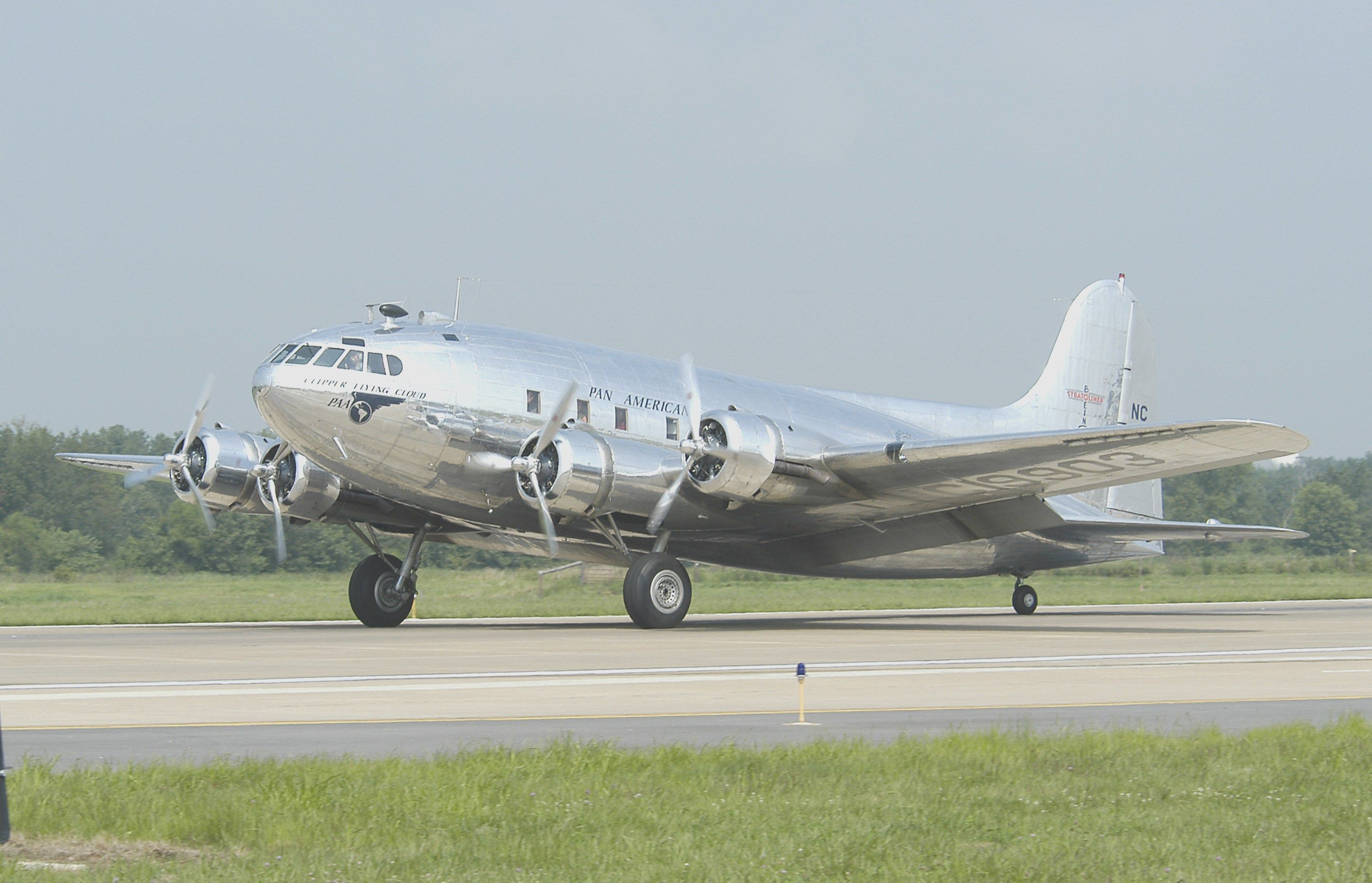 Pan aviation american day pictures