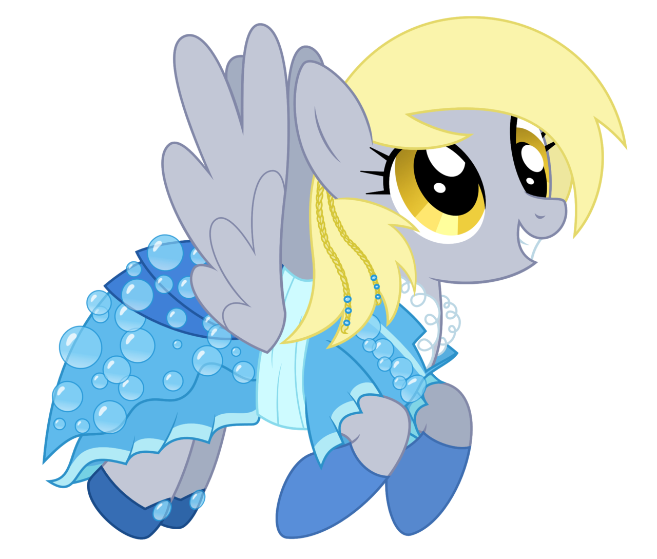 Lets Play Dress Up Derpy By Reitanna Seishindeviantartcom On