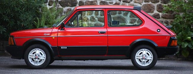 Fiat 127 Sport Auto S En Motoren Motor Auto S