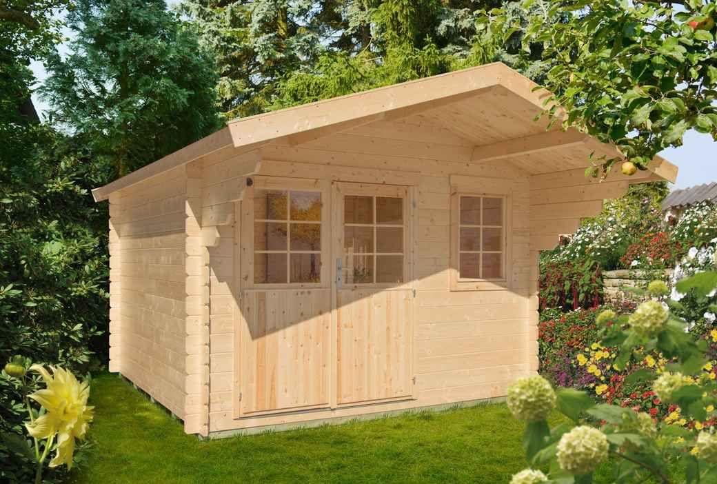 Gartenhauser Aus Holz Online Kaufen Otto Baumarkt Gartenhaus Holz Gartenhaus Haus