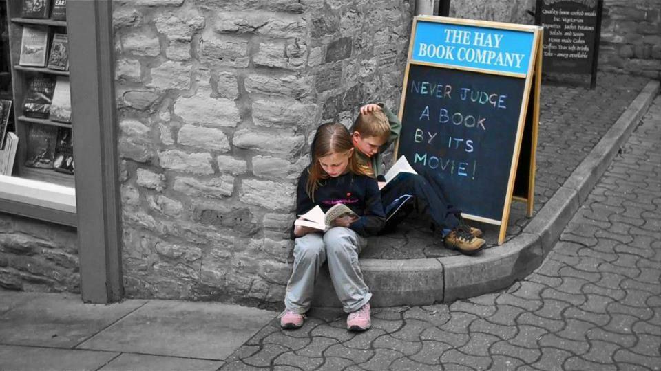 um cantinho pra ler