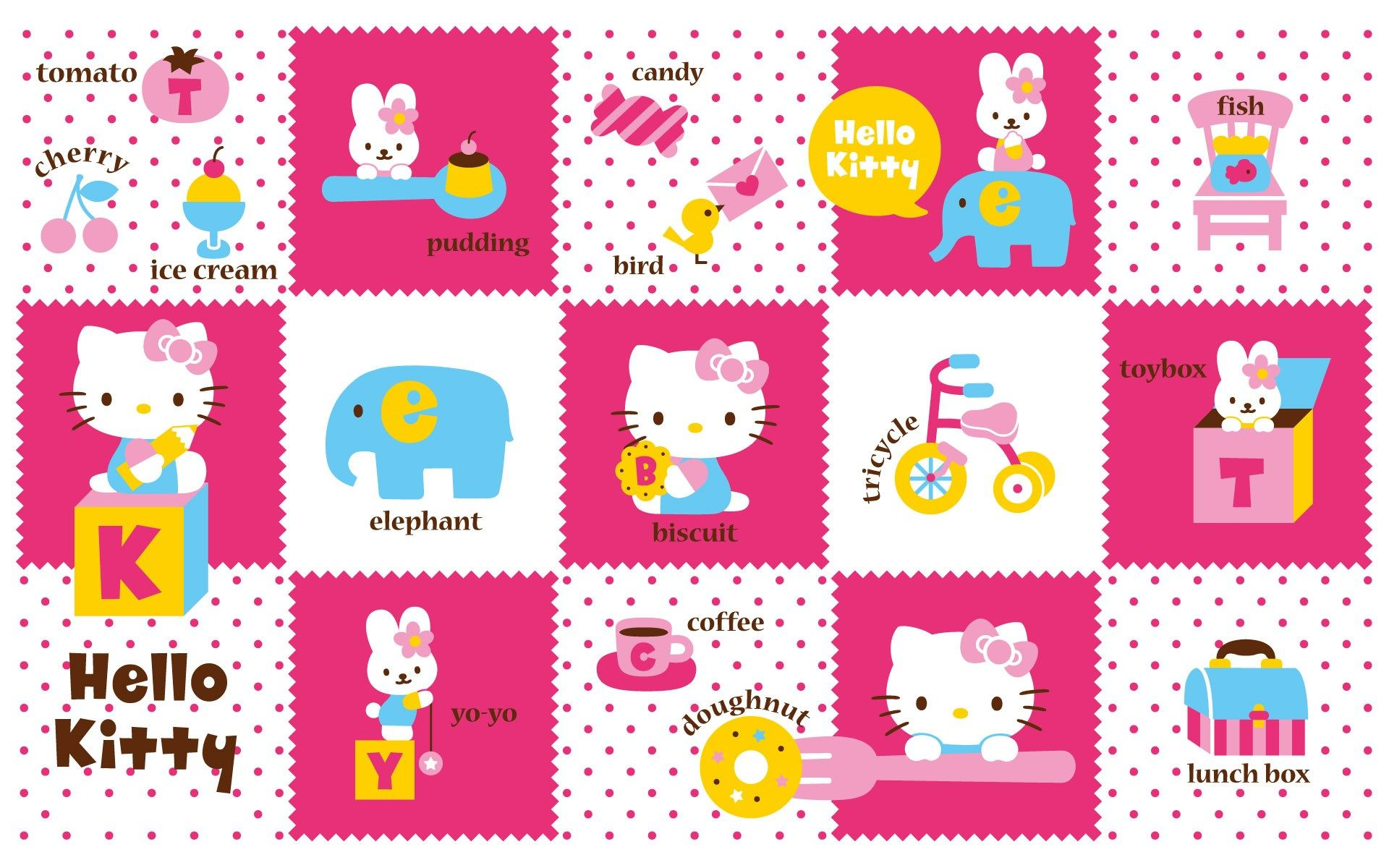 Who android wallpaper pictures of snow free hello kitty wallpaper - Download Hd Hello Kitty Images Ololoshka Pinterest Hello Kitty Images Kitty Images And Hello Kitty