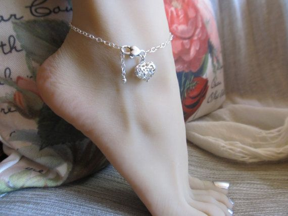 anklet s bracelet opal chain in solid p made ankle sterling blue silver uk bracelets