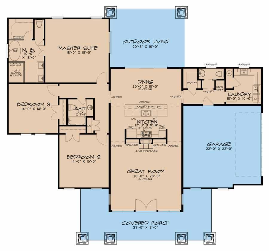 Pin On Floor Plans Age In Place