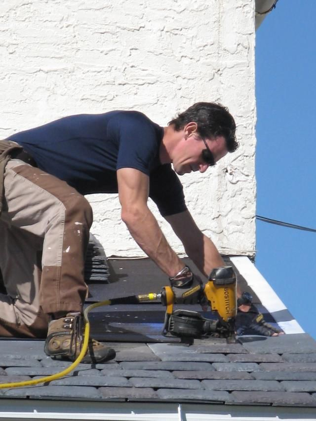 Tips For National Roofing Week July 6 12 2014 With Images Roof Repair Roofing Roofing Contractors