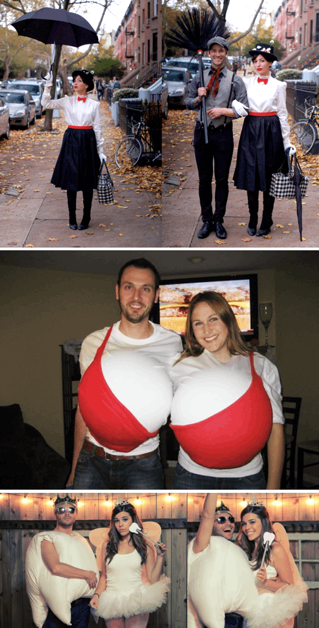 The 25 Best Couple Costumes Ever