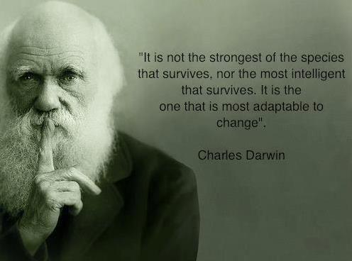 - Darwin