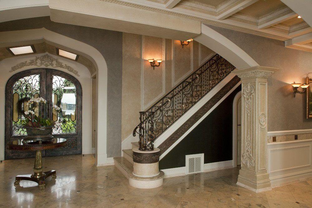 Italianate Villa On Lake Washington American Houses House