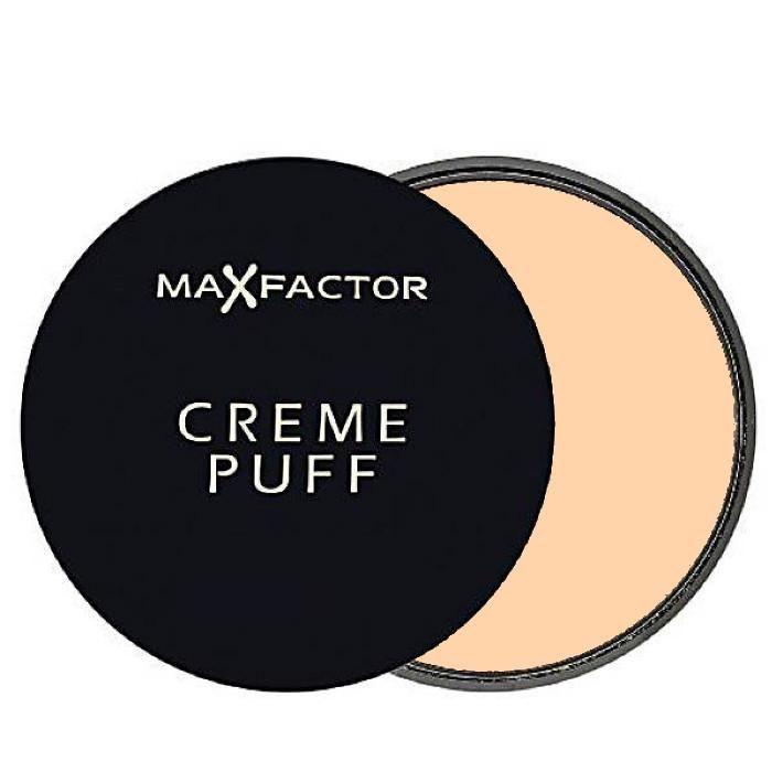 Creme Puff - # 85 Light N Gay 21g #cremepuff