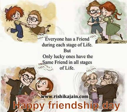 Friendship Day Quote 3 With Images Friendship Day Quotes Happy Friendship Day