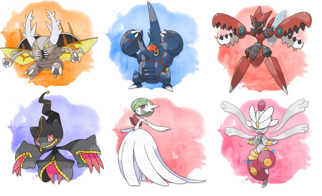 Pokemon x y mega evolution pesquisa google o mundo de - Pokemon mega evolution y ...