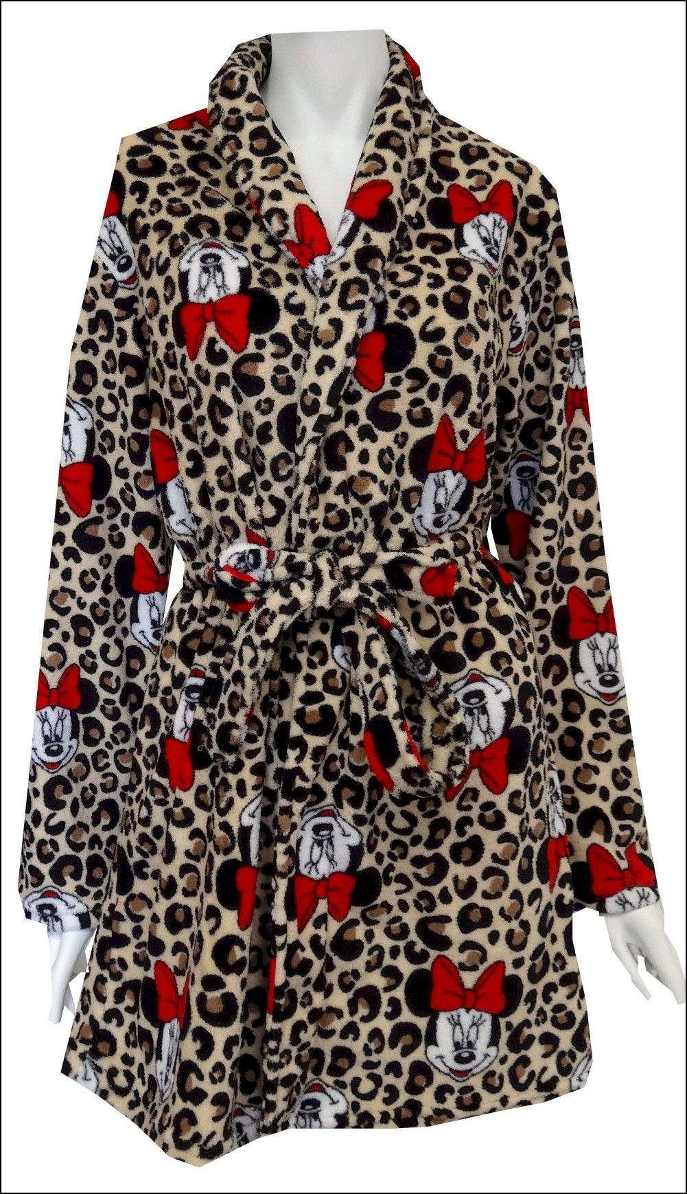 Minnie Mouse Dressing Gown Womens | Dresses and Gowns Ideas ...